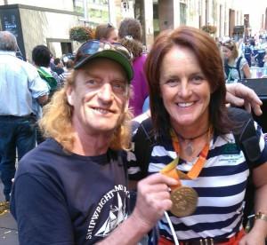 Liesl Tesch, Olympic Gold, 2016 Paralympic Games, Rio